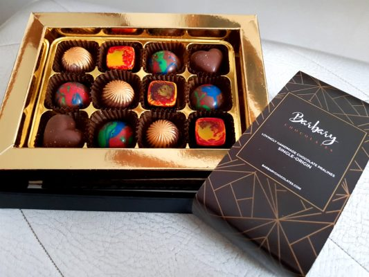 Review: Barbary chocolates