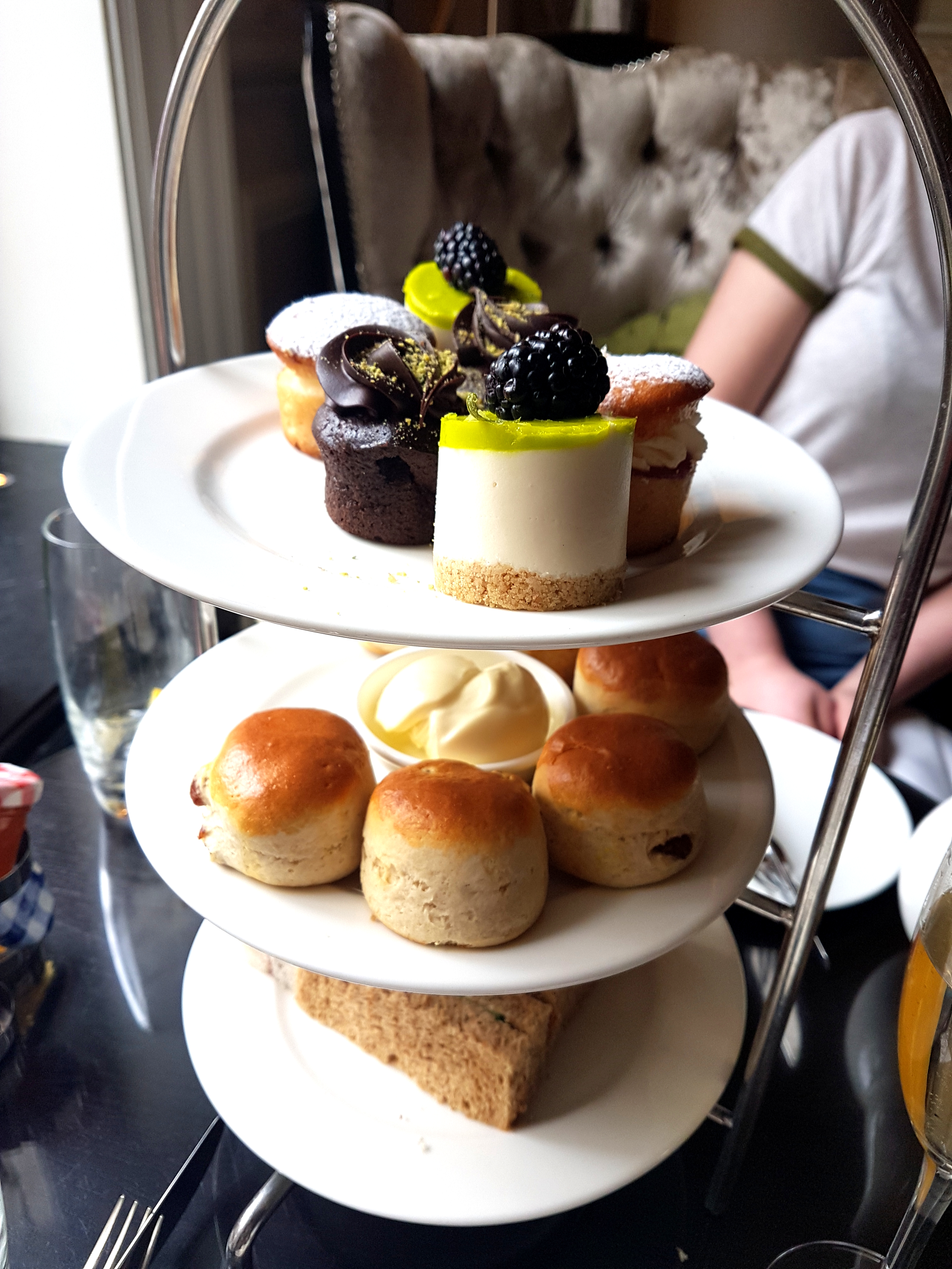 Review: Afternoon Tea @ The Grosvenor Hotel
