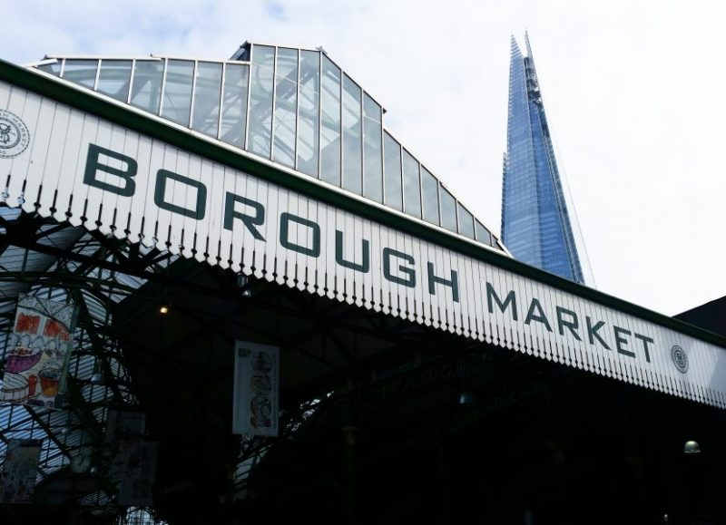 Top 10 Things to Eat at Borough Market, London