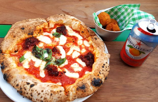 Review: Pizza Pilgrims – West India Quay
