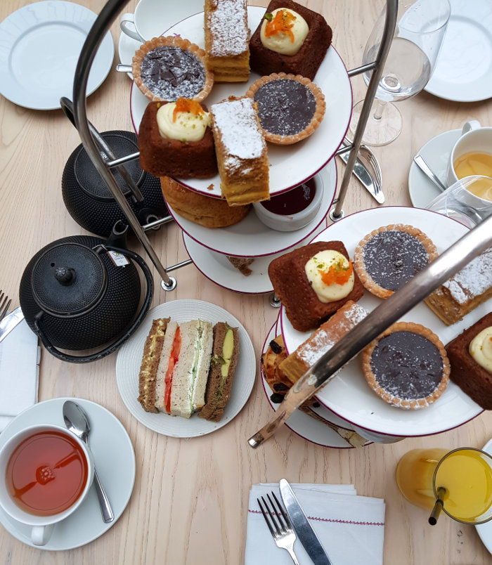 Review: Afternoon Tea at The Wallace Collection