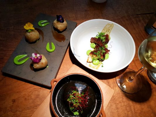 Review: Dinner at Eneko, One Aldwych