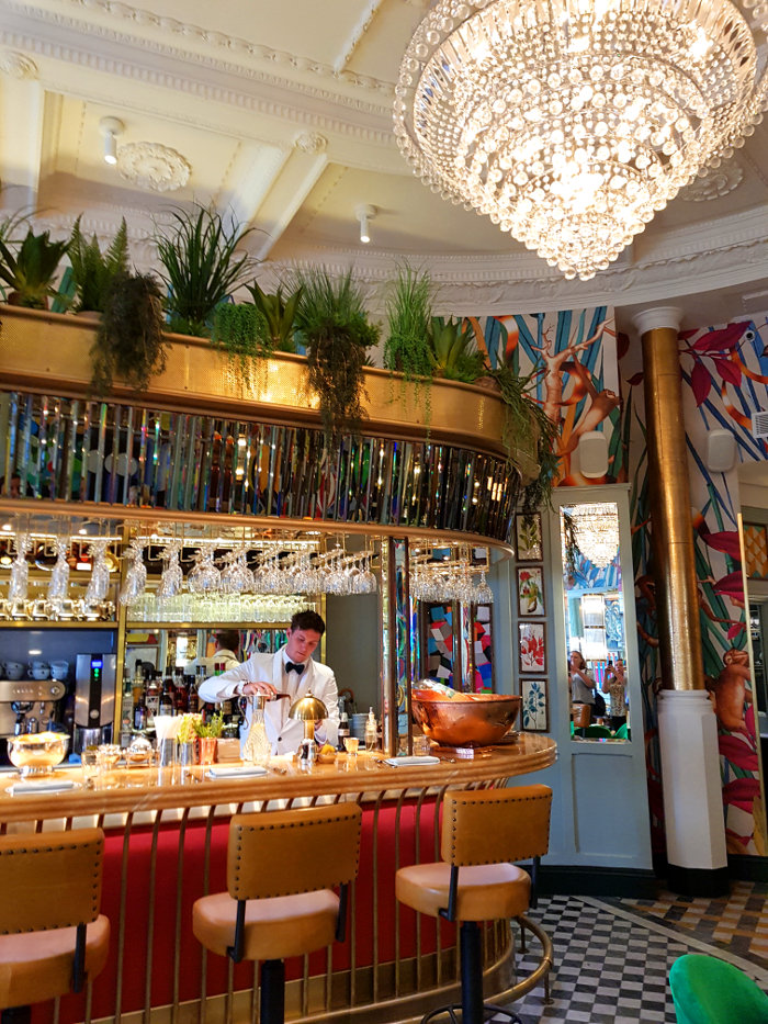 Review: Breakfast at The Ivy Brasserie, Norwich, Norfolk.