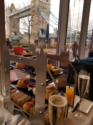 Review: Afternoon Tea at The Tower Hotel, London