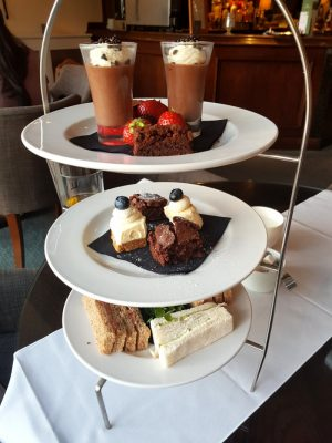 Review: Afternoon Tea at Barnham Broom, Norfolk