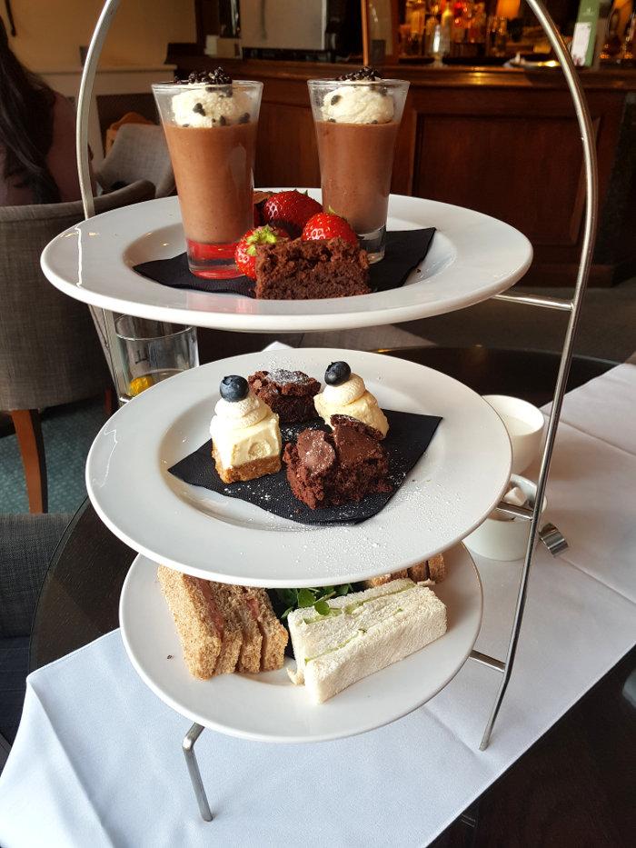 Review: Afternoon Tea at Barnham Broom, Norfolk