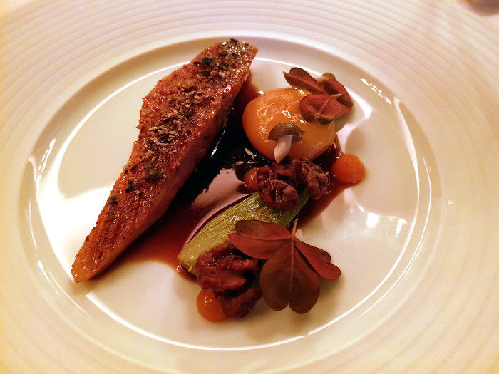 Review: Dinner at The Ritz Hotel, London