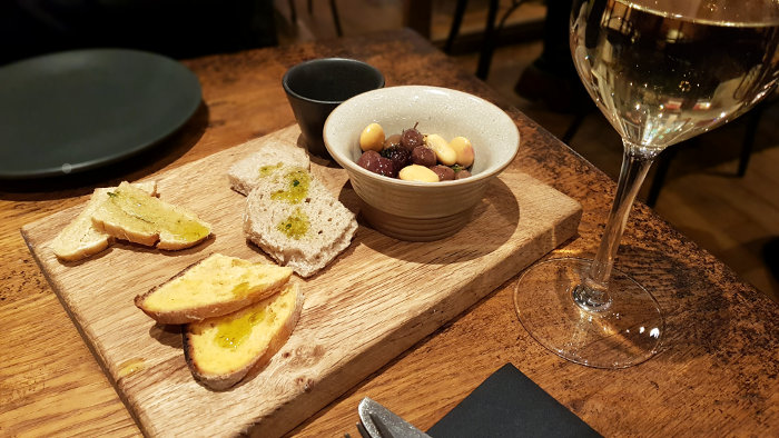 Review: Dinner at Jorge's, Norwich